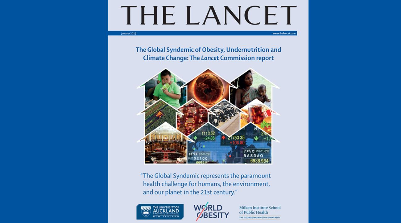 Lancet Report Cover